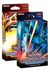 Yu-Gi-Oh! Deck de Deuses Egípcios - Slifer, o Dragão Celeste & Obelisco, o Atormentador
