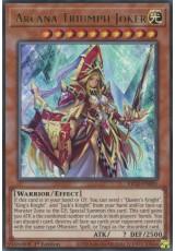 Arcana Triumph Joker - KICO-EN001 - Ultra Rare