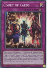 Court of Cards - KICO-EN008 - Super Rare