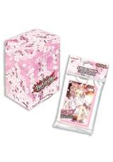 Combo Deck Box + Sleeves (50 sleeves) Oficiais Konami - Ash Blossom
