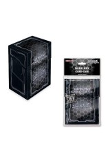 Deck Box Oficial Konami - Dark Hex