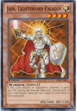 Jain, Lightsworn Paladin - SDLI-EN007 - Common