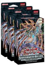 3x Yu-Gi-Oh! Deck Estrutural - Golpe Cibernético (3 unidades)