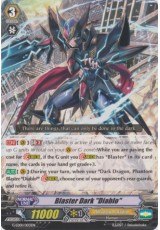 "Blaster Dark ""Diablo"" - G-LD01/003EN - C"