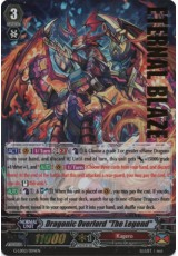"Dragonic Overlord ""The Legend"" - G-LD02/004EN RRR Signed V."