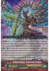 Golden Dragon, Spearcross Dragon - G-BT03/005EN - RRR