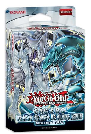 Yu-Gi-Oh! Deck Estrutural: Saga do Dragão Branco de Olho Azuis