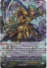 Knight of Spring's Light, Perimore - G-BT07/004EN - RRR