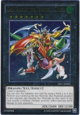 Gaia Dragon, the Thunder Charger - AP07-EN001 - Ultimate Rare