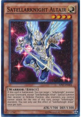Satellarknight Altair - AP07-EN004 - Super Rare