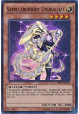 Satellarknight Unukalhai - AP07-EN005 - Super Rare