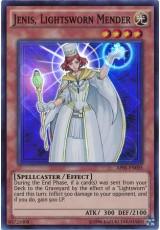Jenis, Lightsworn Mender - AP05-EN004 - Super Rare