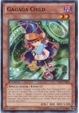 Gagaga Child - YS13-EN006 - Common