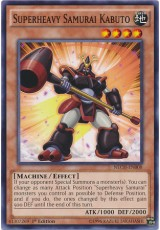 Superheavy Samurai Kabuto - NECH-EN008 - Common