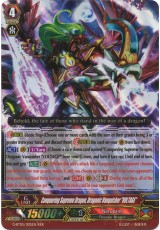 "Conquering Supreme Dragon, Dragonic Vanquisher ""VOLTAGE"" - G-BT05/005EN - RRR"