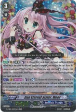 Duo Eternal Sister, Meer - G-CB01/003EN - RRR - Black Ed.
