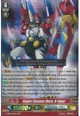 Super Cosmic Hero, X-tiger - G-EB01/002EN - RRR