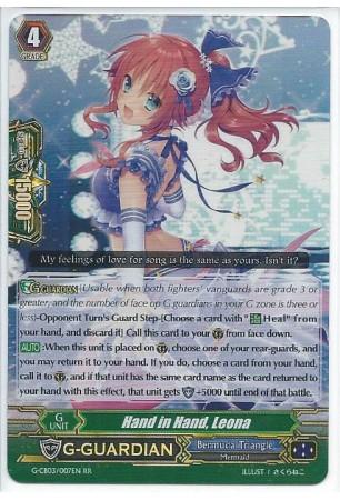 Hand in Hand, Leona - G-CB03/007EN - RR