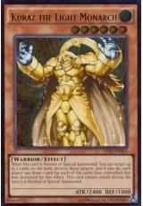 Kuraz the Light Monarch - OP02-EN002 - Ultimate Rare