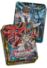 Yu-Gi-Oh! Set Mega-Lata 2016 – Yugi & Slifer e Kaiba & Obelisk