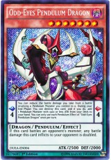 Odd-Eyes Pendulum Dragon - DUEA-EN004 - Ultimate Rare