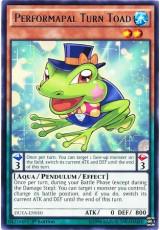 Performapal Turn Toad - DUEA-EN010 - Rare