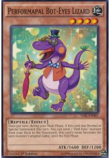 Performapal Bot-Eyes Lizard - TDIL-EN001 - Common