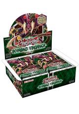 (PRÉ-VENDA) Yu-Gi-Oh! Invasão: Vingança Booster Box
