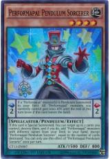 Performapal Pendulum Sorcerer - CT13-EN007 - Super Rare