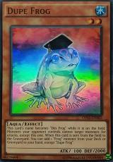 Dupe Frog - OP03-EN005 - Super Rare