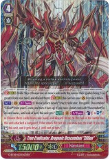 "True Eradicator, Dragonic Descendant ""Zillion"" - G-BT09/007EN - RRR"