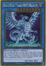 Blue-Eyes Chaos MAX Dragon - MVP1-ENG04 - Gold Rare