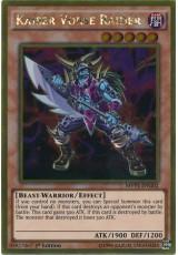 Kaiser Vorse Raider - MVP1-ENG02 - Gold Rare