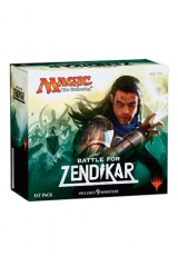 MTG Battle for Zendikar Fat Pack