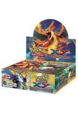 Pokémon XY2 Flash de Fogo Booster Box