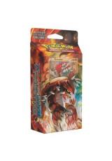 Pokémon XY5 Conflito Primitivo Deck Inicial - Pulso Terrestre (Groudon)