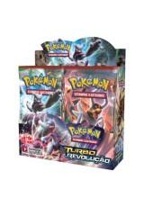 Pokémon XY8 Turbo Revolução Booster Box