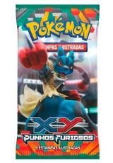 Pokémon XY3 Punhos Furiosos Booster