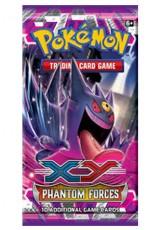 Pokémon XY4 Força Fantasma Booster