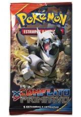 Pokémon XY5 Conflito Primitivo Booster