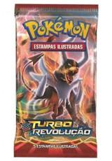 Pokémon XY8 Turbo Revolução Booster