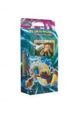 Pokémon XY4 Força Fantasma Deck Inicial - Tornado de Raios (Galvantula)