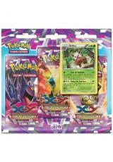 Pokémon XY4 Força Fantasma Triple Pack - Shiftry