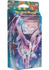Pokémon XY3 Punhos Furiosos Deck Inicial - Eco Encantado (Sylveon)