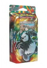 Pokémon XY3 Punhos Furiosos Deck Inicial - Martelo Sombrio (Pangoro)
