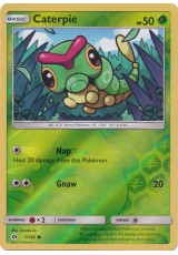 Caterpie - SM01/001 - Common (Reverse Holo)