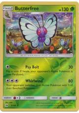 Butterfree - SM01/003 - Rare (Reverse Holo)