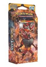 Pokémon Sol e Lua Deck Inicial - Rugido Ardente (Incineroar)