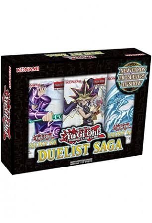 Yu-Gi-Oh! Duelist Saga Booster (Sem Caixa)