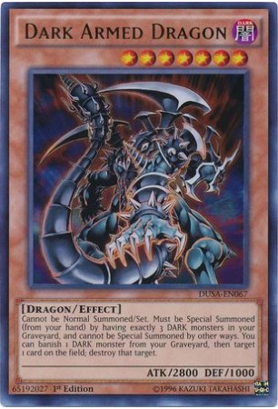 Dark Armed Dragon - DUSA-EN067 - Ultra Rare - Duelshop